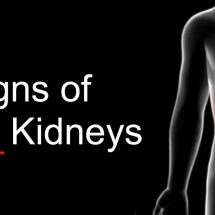 7 Signs of Toxic Kidneys