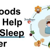 Nutritionists Reveal 10 Foods That Help You Sleep Better