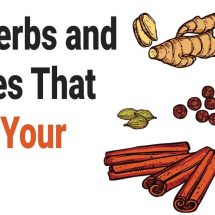 10 Herbs and Spices That Heal Your Body