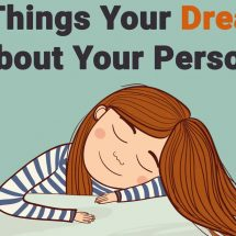 20 Things Your Dreams Say About Your Personality