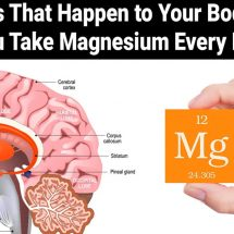 7 Things That Happen to Your Body When You Take Magnesium Every Day