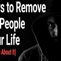 5 Ways to Remove Toxic People In Your Life (And Be Nice About It)