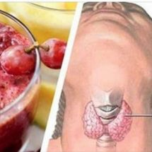 Juice To Regulate The Thyroid, To Eliminate The Swelling And To Lose Weight