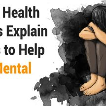 Mental Health Experts Explain 5 Ways to Help Treat Mental Illness