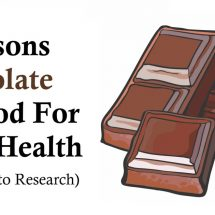 Researchers Explain 8 Reasons Chocolate Is Good For Your Health