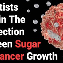 Scientists Explain Connection Between Sugar and Cancer Growth