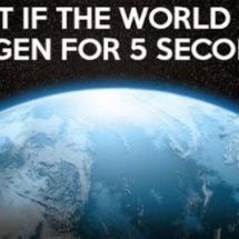 What Would Happen If Our Planet Lost Oxygen For 5 Seconds