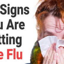 12 Signs You Are Getting The Flu