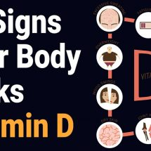 12 Signs Your Body Lacks Vitamin D