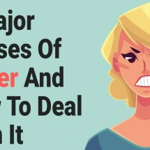3 Major Causes Of Anger And How To Deal With It