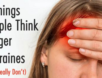 3 Things People Think Trigger Migraines (That Really Don't)