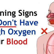 5 Warning Signs You Don't Have Enough Oxygen In Your Blood