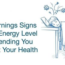 5 Warning Signs Your Energy Level Is Sending You About Your Health
