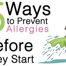 5 Ways To Prevent Allergies