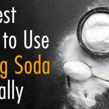 51 Best Ways to Use Baking Soda Naturally