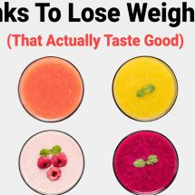 8 Drinks To Lose Weight Fast (That Actually Taste Good)