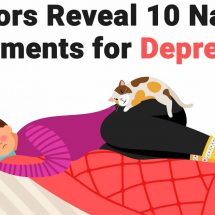 Doctors Reveal 10 Natural Treatments for Depression