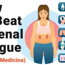 How To Beat Adrenal Fatigue (Without Medicine)